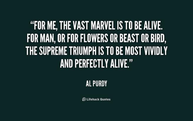 Al Purdy Quote 1